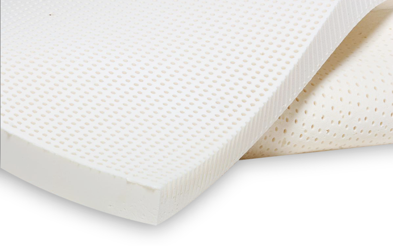 Fire Retardant Mattress Latex Rubber Mattress Toppers